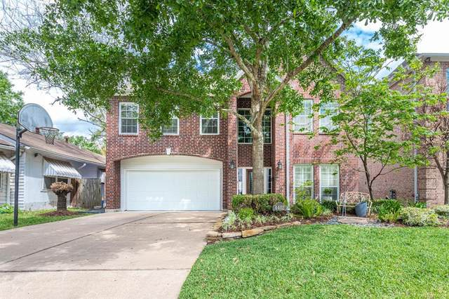 4402 Phil Street, Bellaire, TX 77401 (#10260263) :: ORO Realty