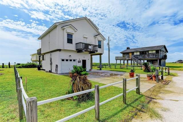 23169 Gulf Drive, Galveston, TX 77554 (MLS #10261457) :: Green Residential