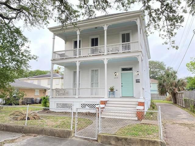 1215 35th Street, Galveston, TX 77550 (MLS #10265307) :: Texas Home Shop Realty