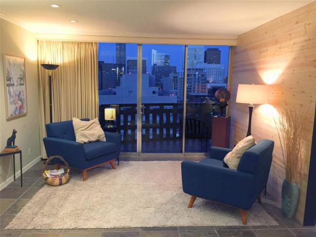 2016 Main Street #2203, Houston, TX 77002 (MLS #10266153) :: REMAX Space Center - The Bly Team