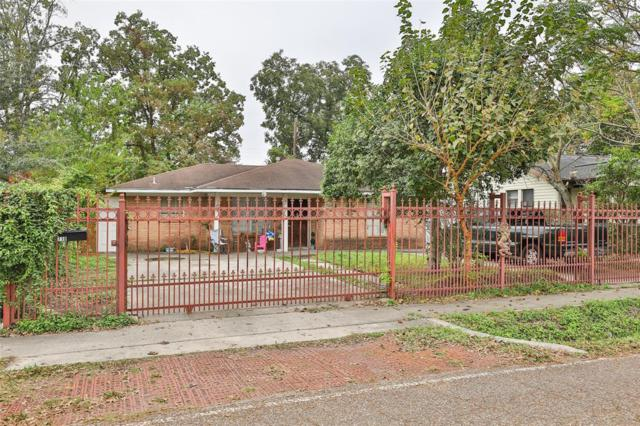 710 Northwood Street, Houston, TX 77009 (MLS #10269756) :: Texas Home Shop Realty
