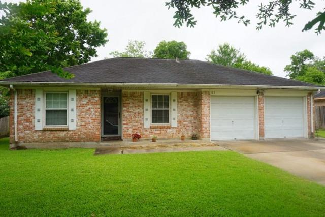303 Tiegs Street, League City, TX 77573 (MLS #10269890) :: The Sold By Valdez Team