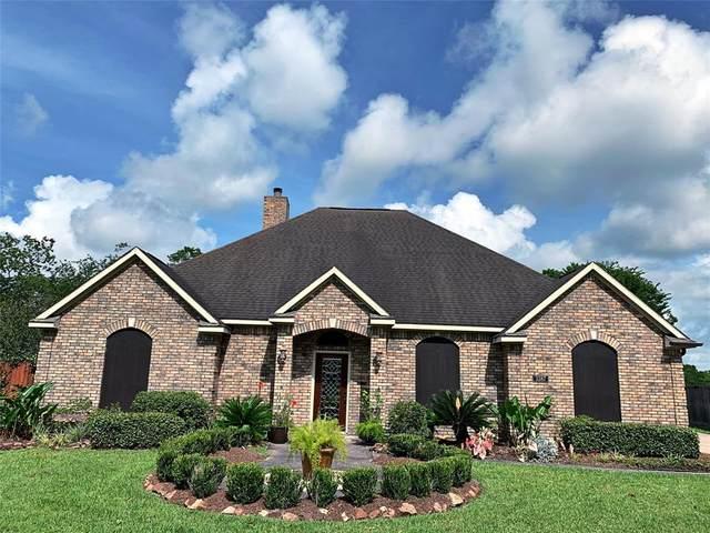 3387 Clearwood Circle, Alvin, TX 77511 (MLS #10269981) :: Ellison Real Estate Team