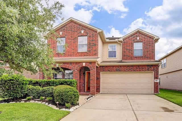 411 New Hope Lane, Katy, TX 77494 (MLS #10271398) :: The Heyl Group at Keller Williams