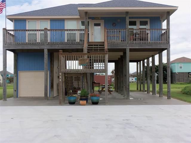 934 S Jacks Road, Crystal Beach, TX 77650 (MLS #10276143) :: Texas Home Shop Realty
