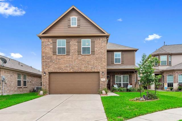 10607 Blithe Oak Court, Tomball, TX 77375 (MLS #10287604) :: The Bly Team