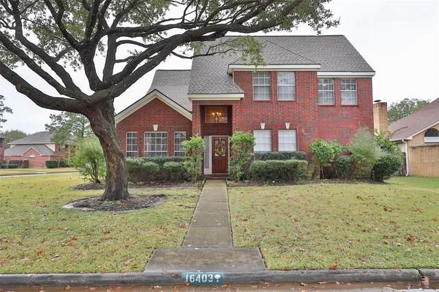 16403 Marrat Court, Tomball, TX 77377 (MLS #10287682) :: The Heyl Group at Keller Williams