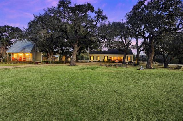 509 N Live Oak Street, Round Top, TX 78954 (MLS #10293605) :: Texas Home Shop Realty
