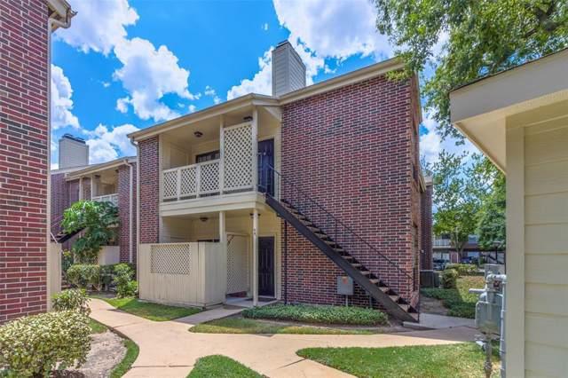 8055 Cambridge Street #56, Houston, TX 77054 (MLS #10294769) :: The Heyl Group at Keller Williams