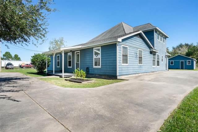 5807 Avenue U Street, Santa Fe, TX 77517 (MLS #10298227) :: The Freund Group