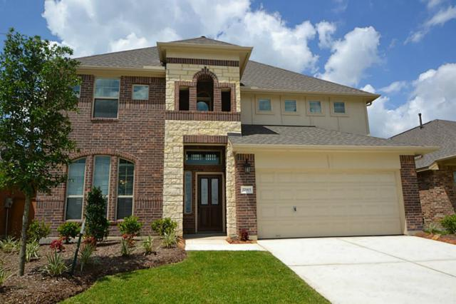 27915 Hendrix Park Drive, Spring, TX 77386 (MLS #10300857) :: JL Realty Team at Coldwell Banker, United