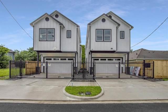 3438 Hadley Street, Houston, TX 77004 (MLS #10301108) :: Bray Real Estate Group