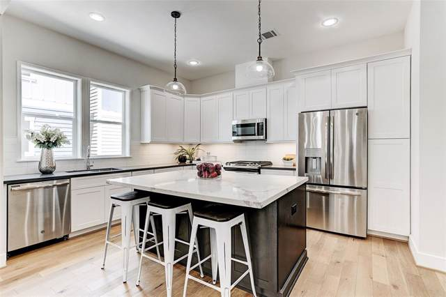 1115 A W 15th 1/2 St, Houston, TX 77008 (MLS #10301119) :: The Heyl Group at Keller Williams