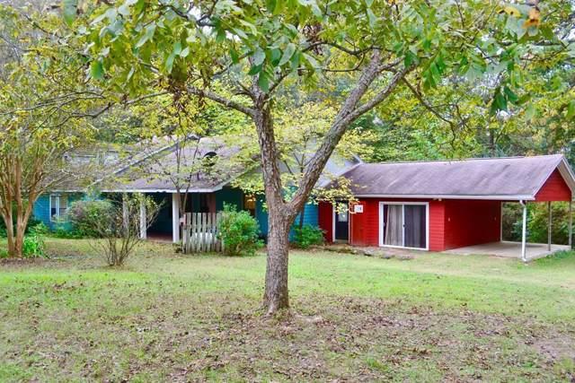 201 Private Road 5005, Crockett, TX 75835 (MLS #10301937) :: Texas Home Shop Realty