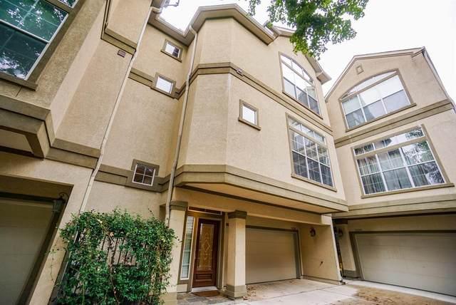 5111 Inker Street B, Houston, TX 77007 (MLS #10307756) :: My BCS Home Real Estate Group