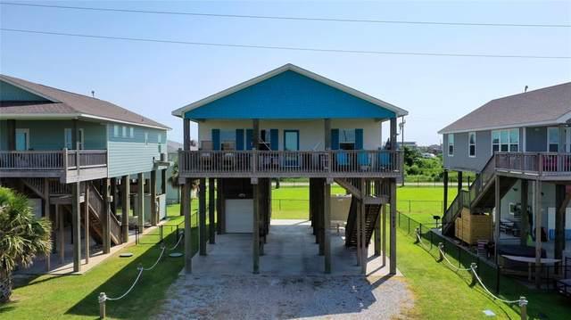 989 Meynig Drive, Crystal Beach, TX 77650 (MLS #10323061) :: Caskey Realty