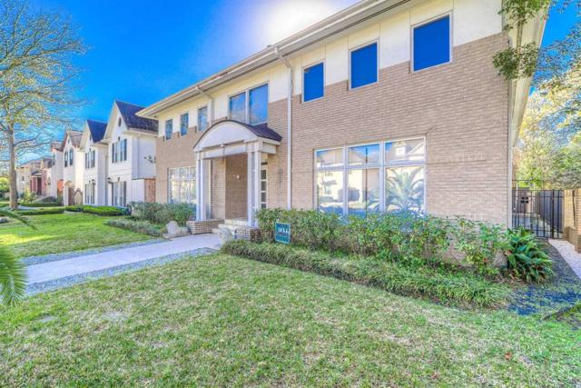 532 Wisteria Street, Bellaire, TX 77401 (MLS #10325838) :: The SOLD by George Team