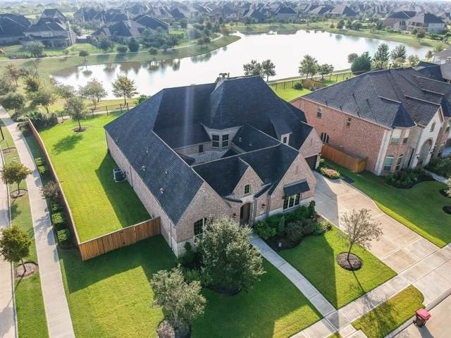 2203 Park Ravine Drive, Katy, TX 77494 (MLS #10331014) :: The Home Branch