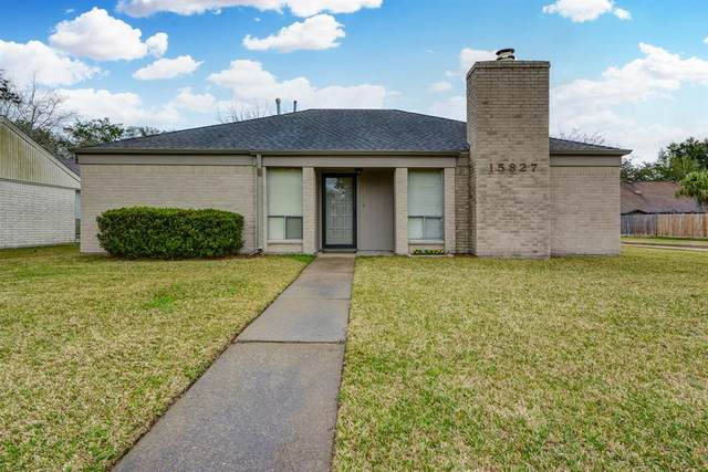 15827 Parksley Drive, Houston, TX 77059 (MLS #10332245) :: The Property Guys
