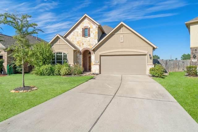 3643 Cottage Pines Lane, Spring, TX 77386 (MLS #10333159) :: The Bly Team