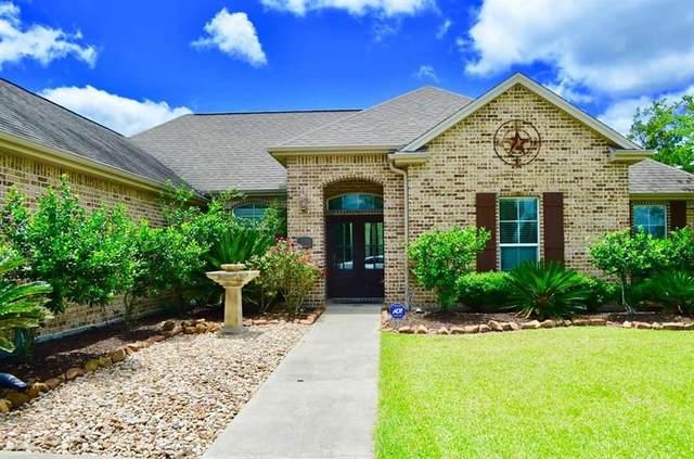 130 Colonial Estates Drive, Bridge City, TX 77611 (MLS #10336396) :: The Sansone Group
