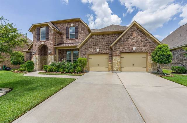 3019 Wolfberry Drive, Manvel, TX 77578 (MLS #10339188) :: JL Realty Team at Coldwell Banker, United