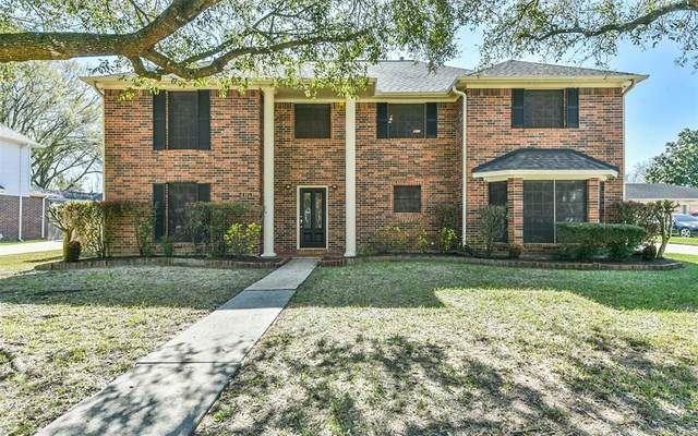 405 Regency Court, Friendswood, TX 77546 (MLS #10343522) :: The SOLD by George Team