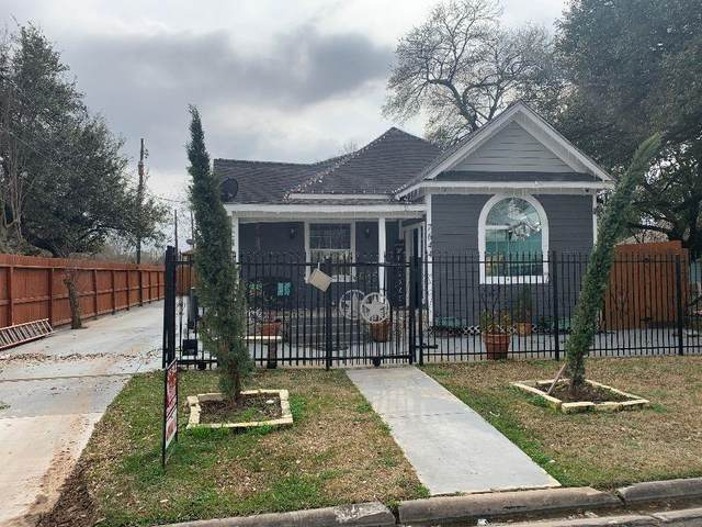 7644 Avenue F, Houston, TX 77012 (MLS #10345566) :: The Queen Team