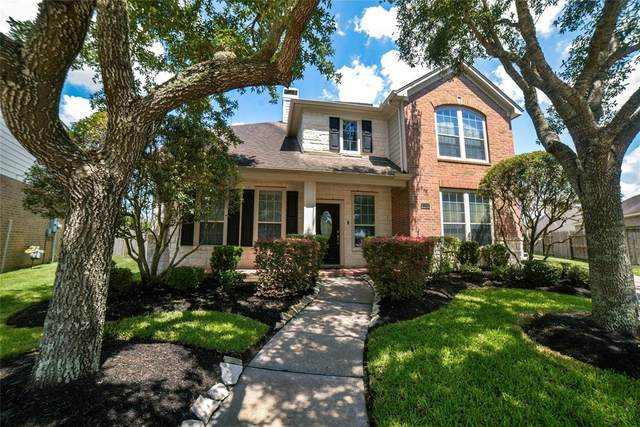 2202 Rising Bay Lane, Pearland, TX 77584 (MLS #10346931) :: The Home Branch