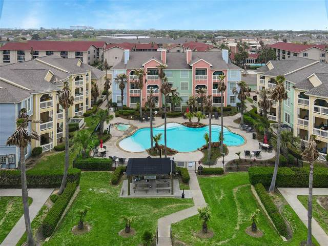 7000 Seawall Boulevard #115, Galveston, TX 77551 (MLS #10346981) :: Lisa Marie Group | RE/MAX Grand