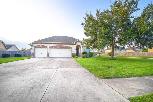 2053 Lepper Street, Alvin, TX 77511 (MLS #10350634) :: The Freund Group