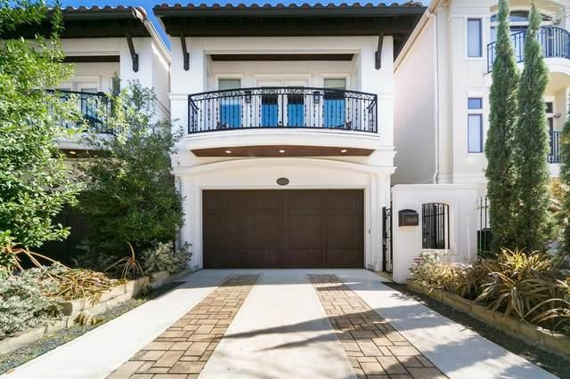 2017 Driscoll Street B, Houston, TX 77019 (MLS #10353558) :: Area Pro Group Real Estate, LLC