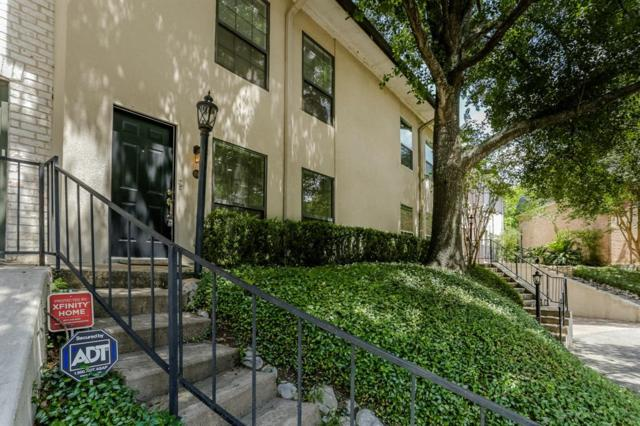 1802 Stoney Brook Drive #15, Houston, TX 77063 (MLS #1035567) :: Texas Home Shop Realty