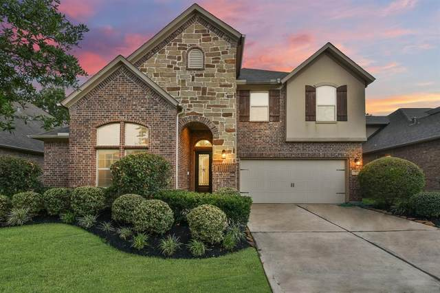 31 Whispering Thicket Place, Tomball, TX 77375 (MLS #10356915) :: The Queen Team