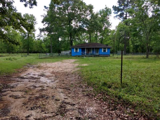 614 County Road 2255, Cleveland, TX 77327 (MLS #10359869) :: Texas Home Shop Realty