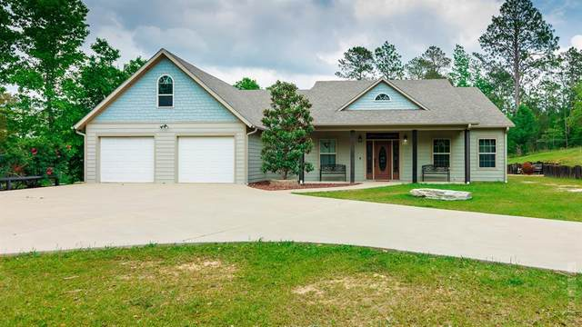 125 Middlecoff Drive E, Brookeland, TX 75931 (MLS #1036158) :: The SOLD by George Team