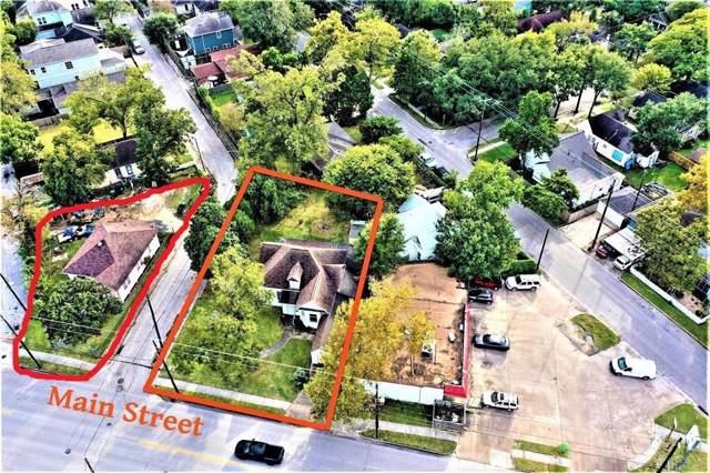 4731 N Main Street, Houston, TX 77009 (MLS #1036880) :: Lerner Realty Solutions