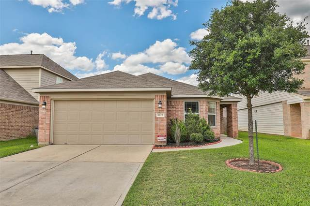 7419 Fox Cove Trail, Humble, TX 77338 (MLS #10369579) :: The SOLD by George Team