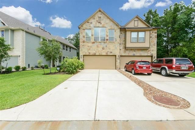 110 Biltmore Loop, Montgomery, TX 77316 (MLS #10372331) :: The Home Branch