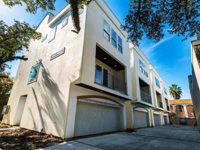 4506 Mount Vernon Street A, Houston, TX 77006 (MLS #10372620) :: Giorgi Real Estate Group