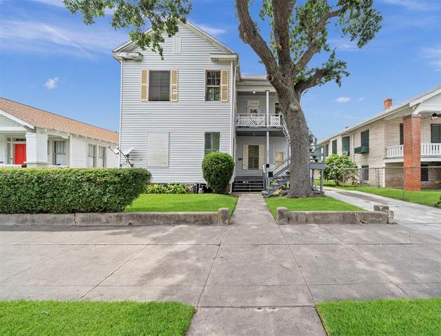 3704 Avenue M 1/2, Galveston, TX 77550 (MLS #10375182) :: The SOLD by George Team