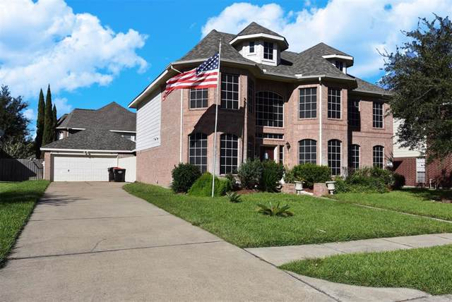 10014 Halston Drive, Sugar Land, TX 77498 (MLS #1038073) :: The SOLD by George Team