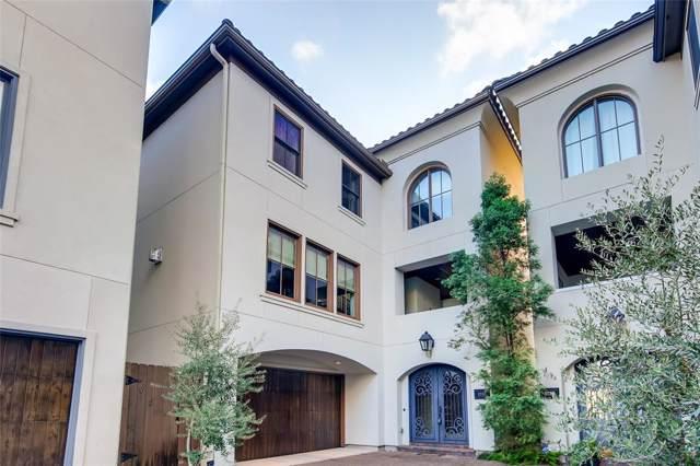 1722 Elmen Street, Houston, TX 77019 (MLS #10384869) :: Connect Realty