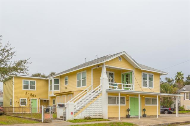 4902 Avenue Q, Galveston, TX 77551 (MLS #10387599) :: The Sansone Group