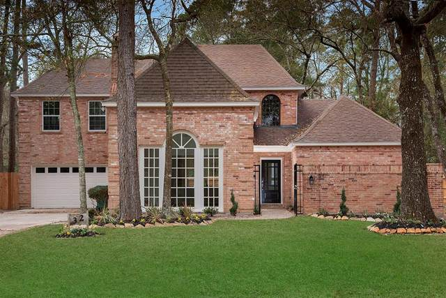 32 Mellow Leaf Court, The Woodlands, TX 77381 (MLS #10388335) :: The Parodi Team at Realty Associates