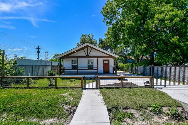 1510 Bunton Street, Houston, TX 77009 (MLS #10389036) :: Guevara Backman