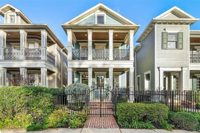 1530 Nicholson Street, Houston, TX 77008 (MLS #10394711) :: The Freund Group