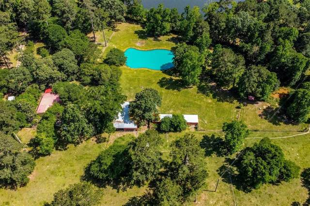 7480 Jackson Road, Montgomery, TX 77316 (MLS #10398303) :: The Home Branch