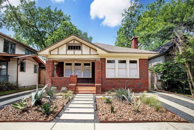 4406 Greeley Street, Houston, TX 77006 (MLS #10399865) :: Fanticular Real Estate, LLC