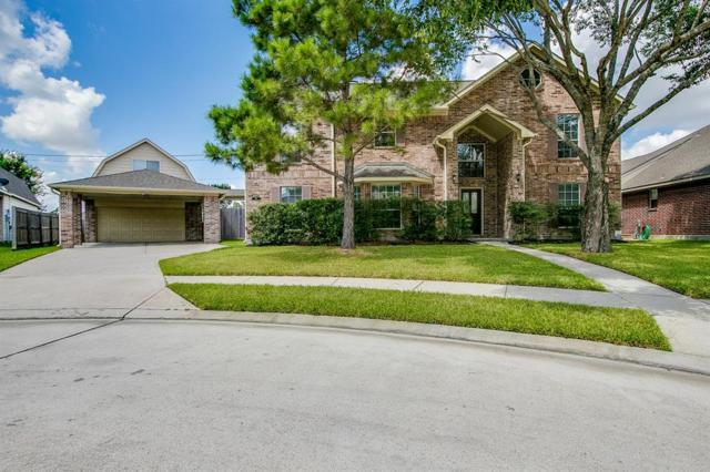321 Torrey Court, League City, TX 77573 (MLS #10403015) :: Texas Home Shop Realty